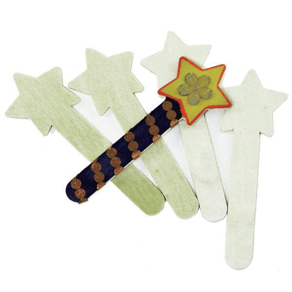 【華森葳兒童教玩具】美育教具系列-星型木棍 L1-AP/811/WS