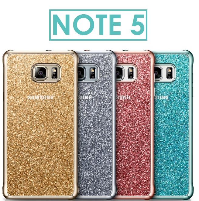 【原廠吊卡盒裝】三星 Samsung Galaxy Note5 (N9200) 原廠星鑽薄型背蓋 閃鑽粉鑽輕薄背蓋 NOTE 5