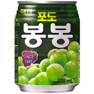 【糖果王】Haitai青葡萄果汁 • 樂天超市必買