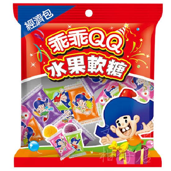 乖乖 QQ水果軟糖 經濟包