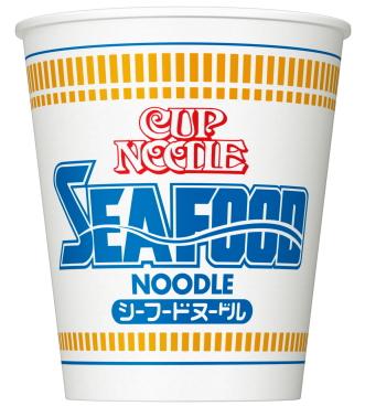 日清海鮮杯麵(74g)