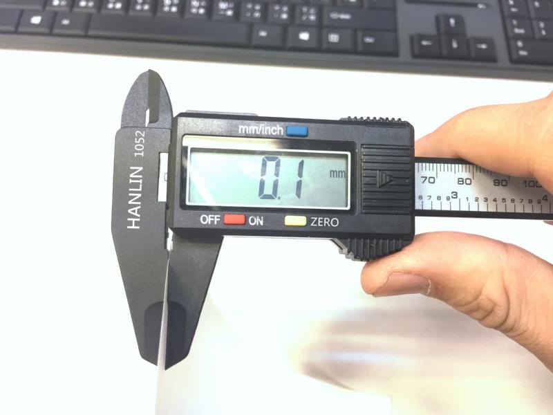 【風雅小舖】HANLIN-1052大螢幕液晶顯示遊標尺 一目了然-快速測量-學生設計人必備