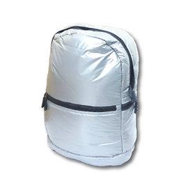 炫彩時尚泡泡筆電包/筆電收納/太空背包/(銀白款/亮黑款)