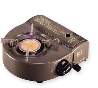 歐王 遠紅外線 卡式 瓦斯爐(使用128g 瓦斯罐) 伴伴爐 JL-178 小火鍋 居家 露營 旅行用