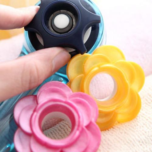 魔特萊加壓式/按壓式百變SPA省水蓮蓬頭專用之花型增壓環*1