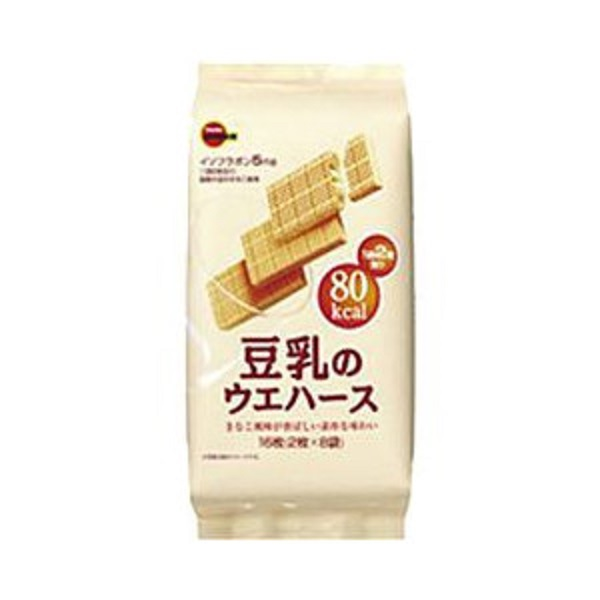 北日本8袋豆乳威化餅 80g