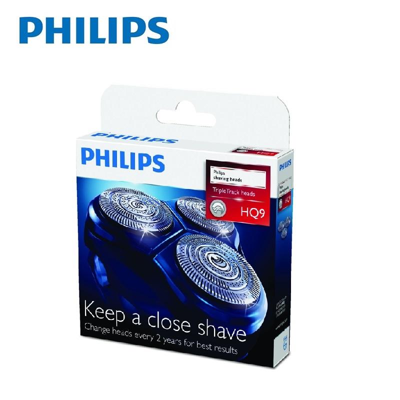 飛利浦PHILIPS電鬍刀刀頭-三刀圈刀頭/3刀頭(HQ9/51)