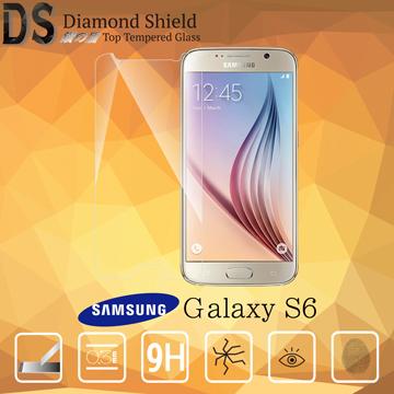 【超靚】Samsung Galaxy S6 鋼化玻璃保護貼 (S6玻璃貼 玻璃保護膜 玻璃膜 玻璃貼 手機保護貼)
