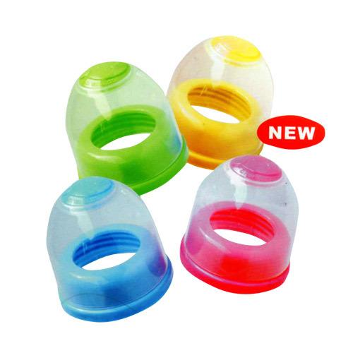 【奇買親子購物網】PUKU 寬口奶瓶專用上蓋
