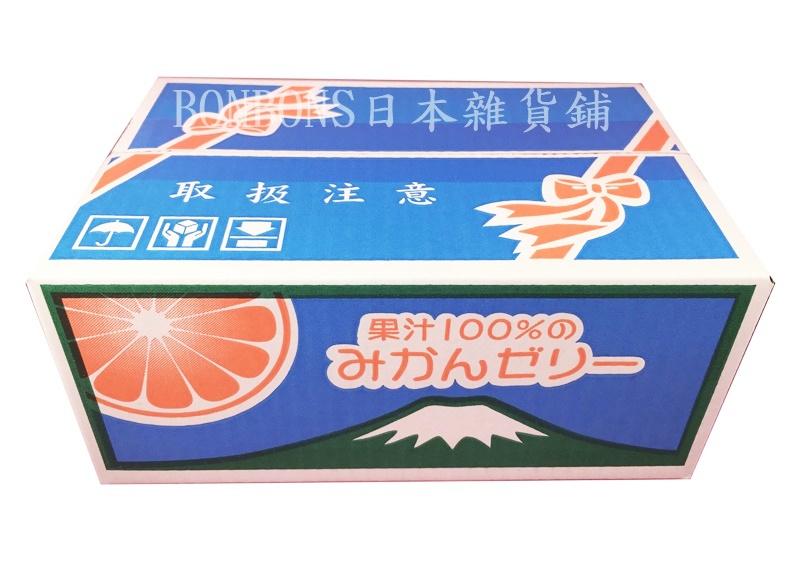 日本 AS果凍-橘子口味  日本進口