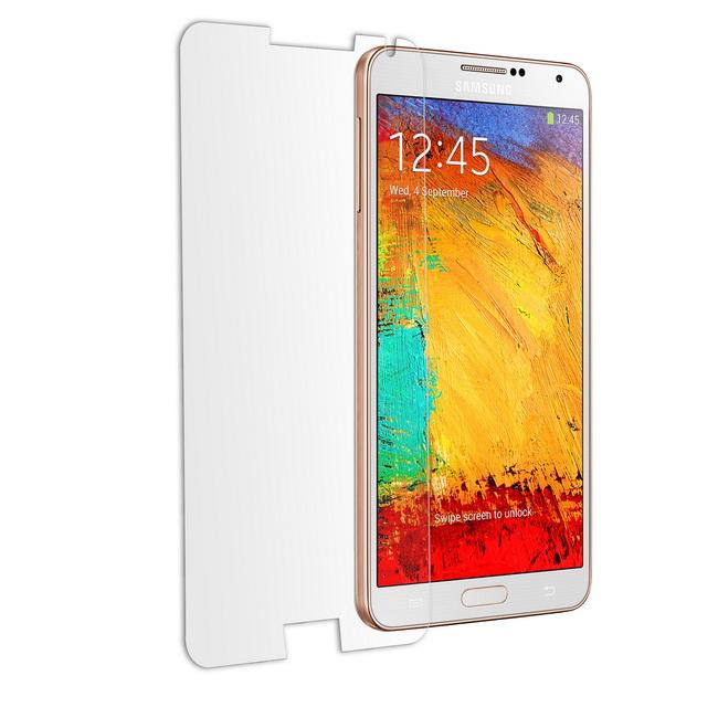 三星Note4(N9100/N910U)  高透光螢幕保護貼(一組2入)