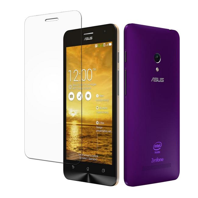 高透光ASUS Zenfone6(A600) 6吋螢幕保護貼(一組2入)