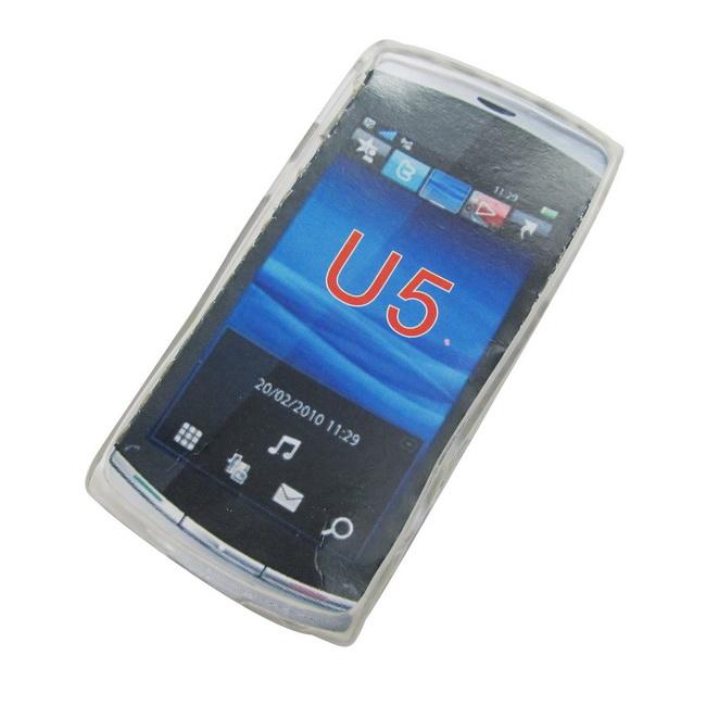 SonyEricsson U5 手機保護清水套