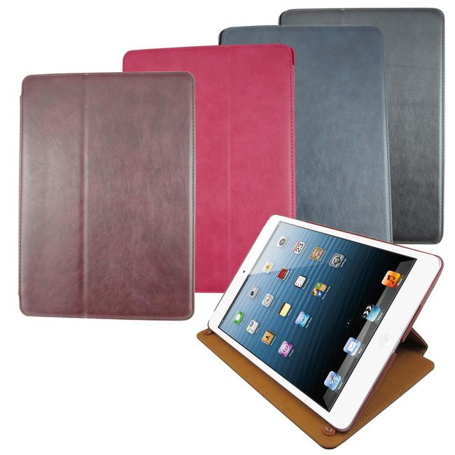 L65商務支架iPad Air(iPad5)平板皮套(加贈螢幕保護貼)
