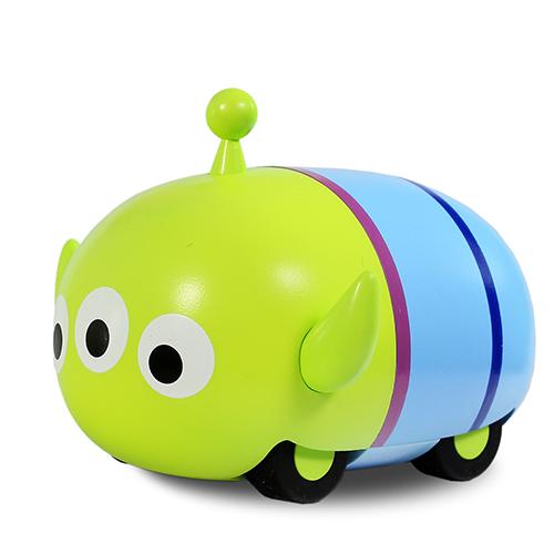 Tsum Tsum 變速旋風車系列-三眼怪/ Tsum Tsum Spin Car/ 迴力車/ 迪士尼/ 展示盒/ 伯寶行