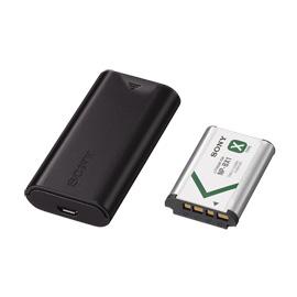 【新博攝影】Sony ACC-TRDCX 原廠 micro USB 充電盒組 (分期0利率;台灣索尼公司貨)