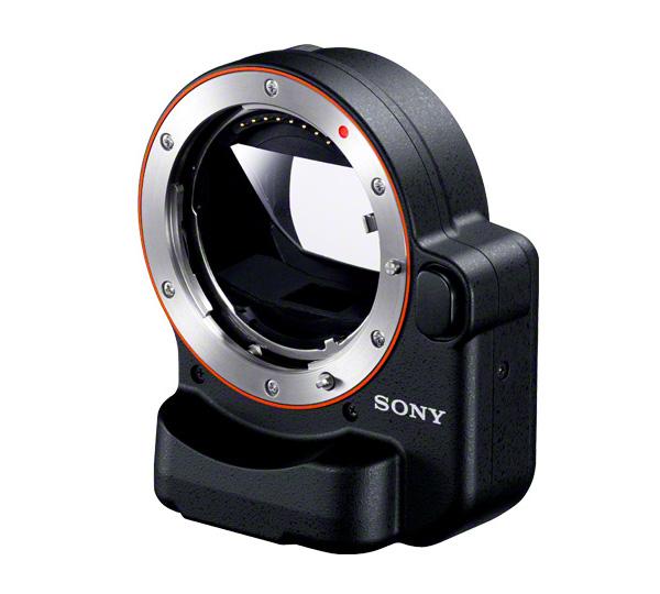 【新博攝影】Sony LA-EA4 轉接環 (分期0利率;台灣索尼公司貨)