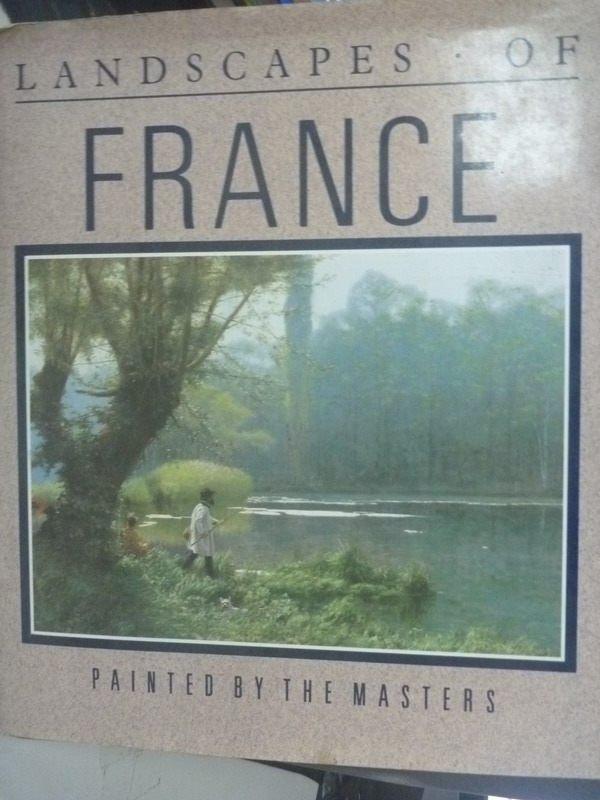 【書寶二手書T7/旅遊_YII】Landscapes of France_Andrew Heritage