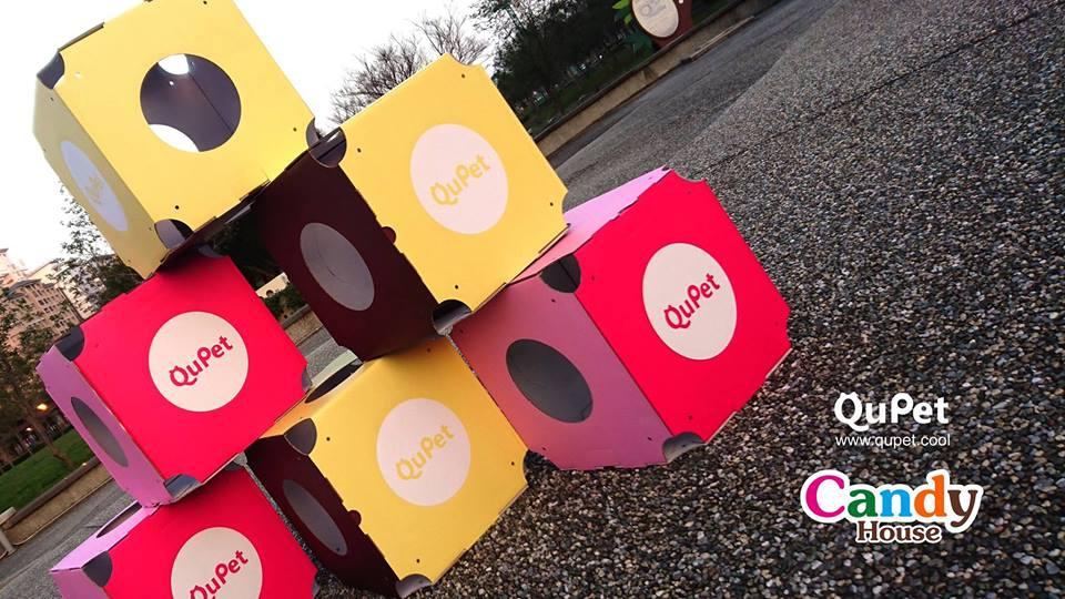 可愛糖果貓屋 Candy House DIY糖果屋