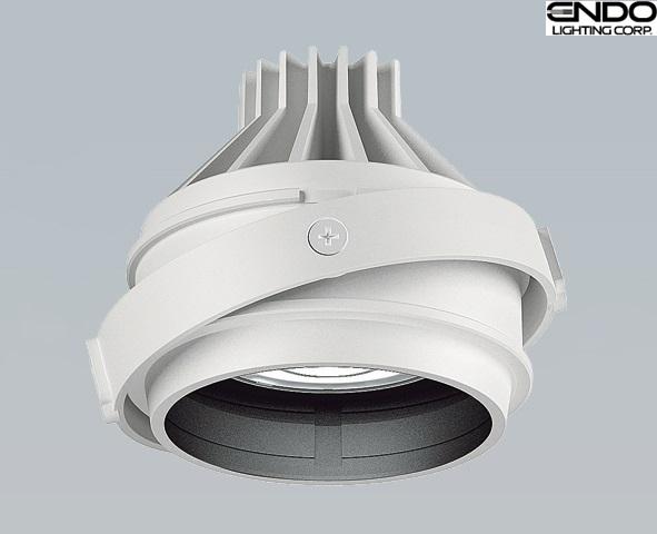 遠藤LED高演色Ra95崁燈20w白色-燈盒另購