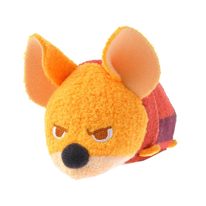 【真愛日本】16050300018專賣店tsum娃S-飛仔耳廓狐   迪士尼 動物方程式 娃娃 茲姆 收藏 擺飾