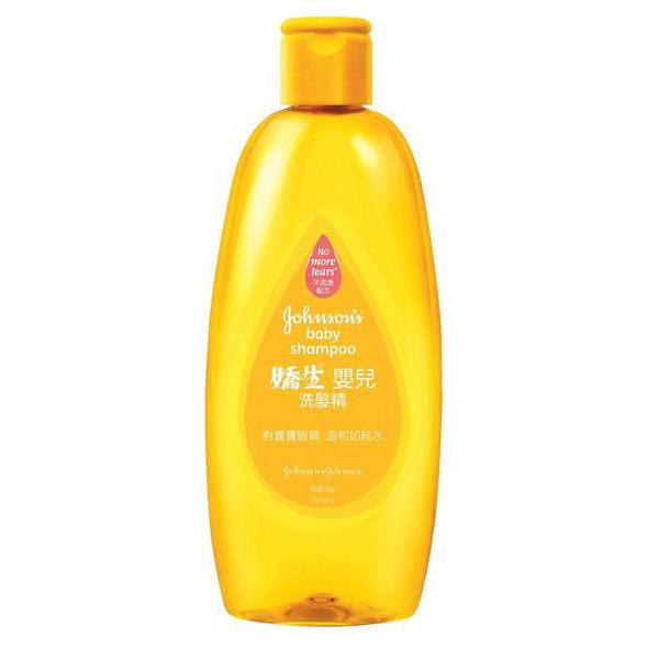 嬌生 嬰兒洗髮精 500ml【德芳保健藥妝】