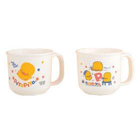 黃色小鴨 牛奶碗(微波爐專用)【德芳保健藥妝】
