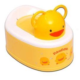 黃色小鴨 二段式造型便器【德芳保健藥妝】
