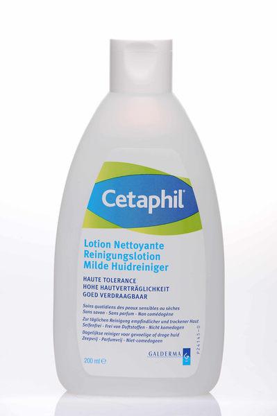 Cetaphil舒特膚 溫和潔膚乳 200ml【德芳保健藥妝】