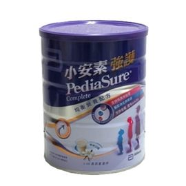 亞培 小安素強護三重營養兒童奶粉 900g*2罐【德芳保健藥妝】