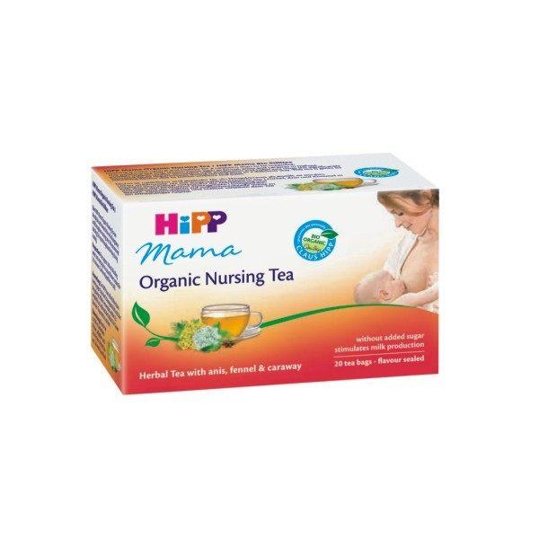 HiPP喜寶 有機媽媽ㄋㄟㄋㄟ茶包 1.5g*20包【德芳保健藥妝】