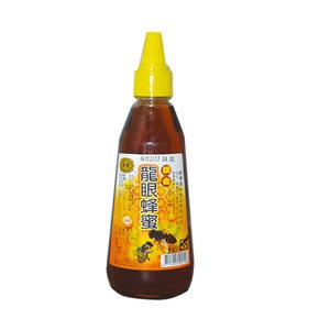 【薪傳】古早香醇龍眼蜂蜜1瓶組(500g/瓶)