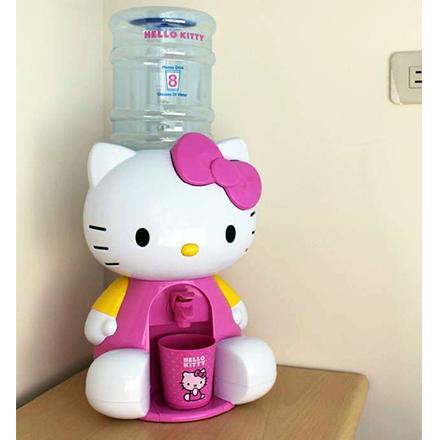 【敵富朗超巿】KITTY飲水機