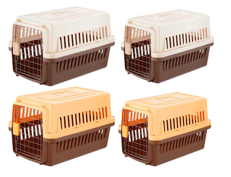 寵愛運輸籠RU19奶茶布朗/晴朗洋橘2色-6公斤