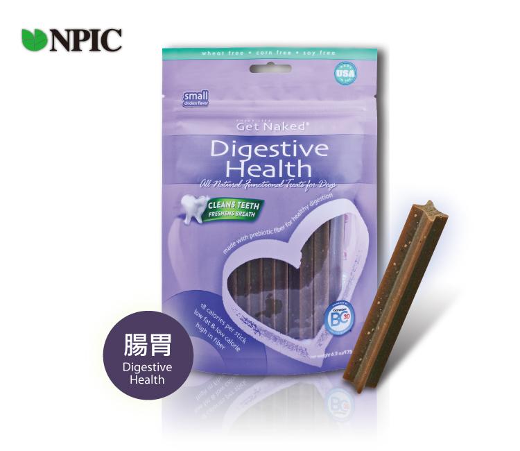 美國NPIC健納緹頂級有機潔牙棒-腸胃保健配方