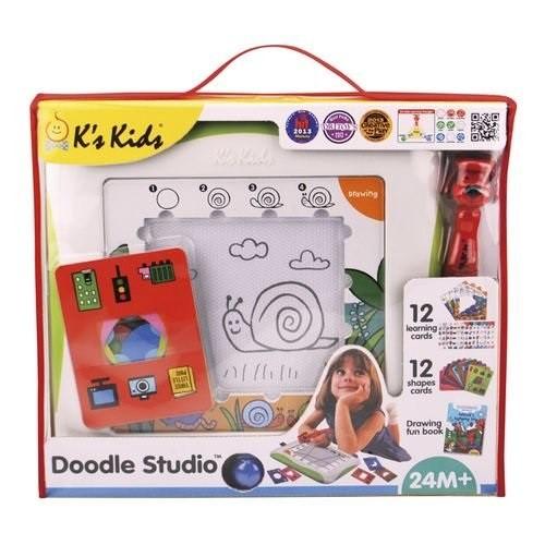 『121婦嬰用品館』k's kids 魔法畫家學習組