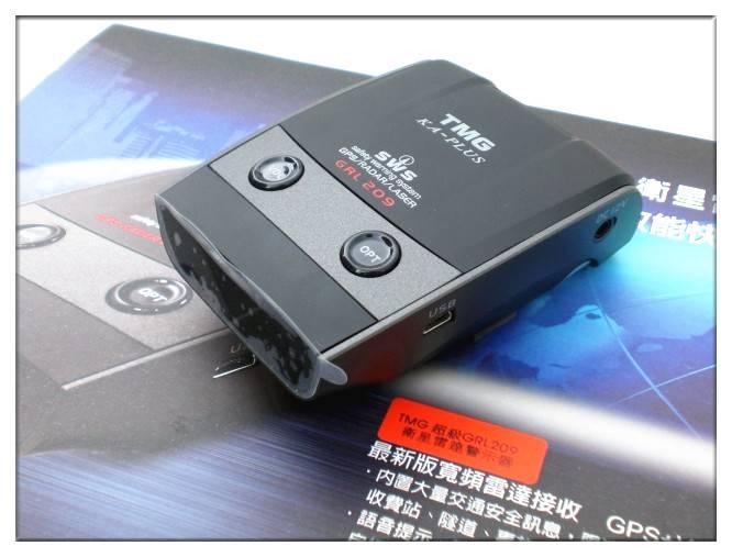 《育誠科技》『TMG-209 KA-PLUS』GPS衛星定位測速器/三合一/免安裝/T-2000升級版本