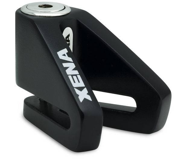 《育誠科技》『XENA X1 黑色』碟煞鎖/送收納袋/5mm鎖心/一般車通用款/另售鋼甲武士機車大鎖