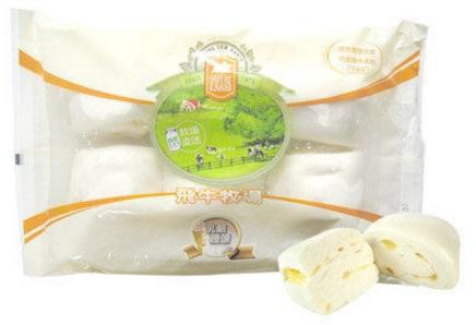 飛牛牧場 乳酪饅頭 (65gx6入) /包