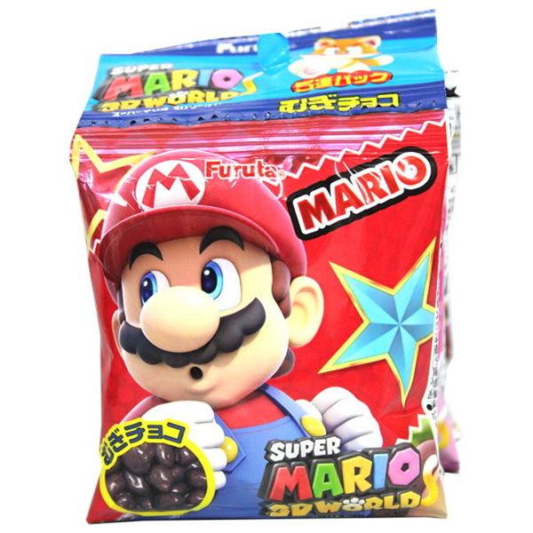 [即期良品]超級瑪莉巧克力5連包(55g) *賞味期限:2017/01/31*