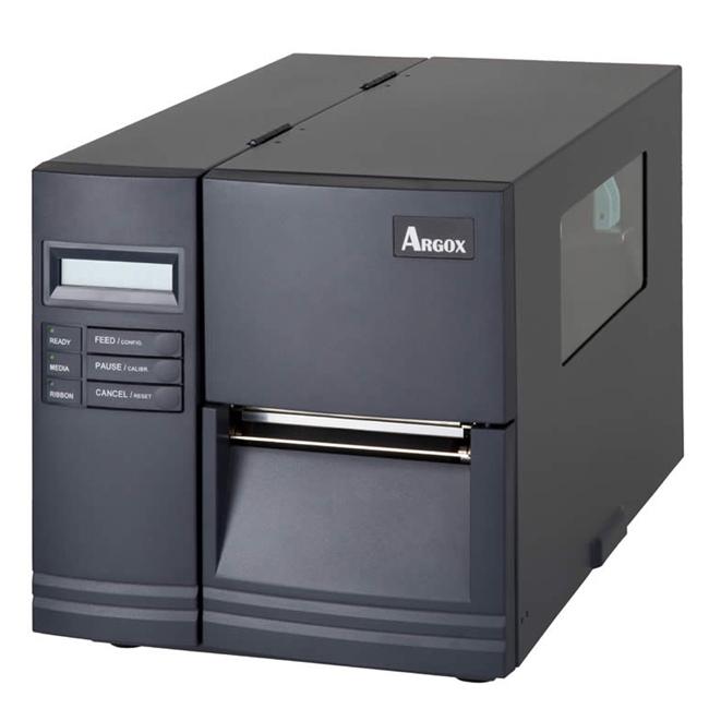 【免運】Argox X-1000VL 熱感式&熱轉式工業型條碼機