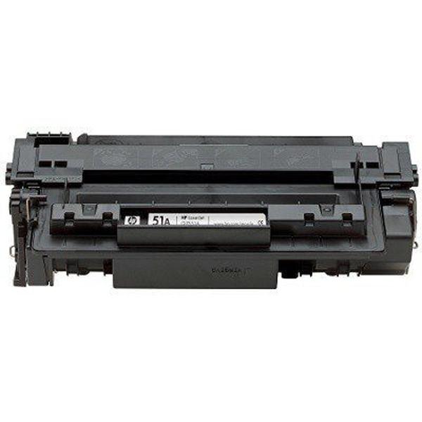 HP Q7551A 環保相容性碳粉匣 - 全新匣非回收匣