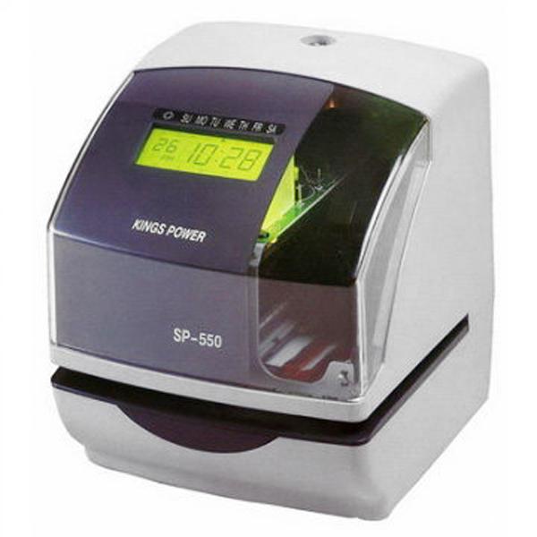 【免運】 KingsPower SP-550 印時鐘