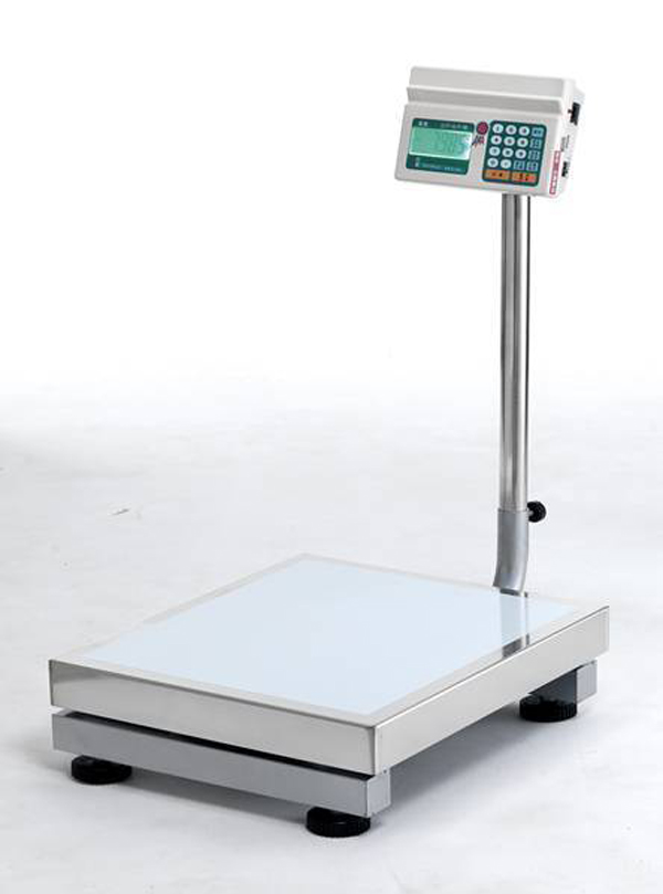 【免運】GSW/GDC 落地式電子(計重/計數)台秤S型 100kg - 電子秤