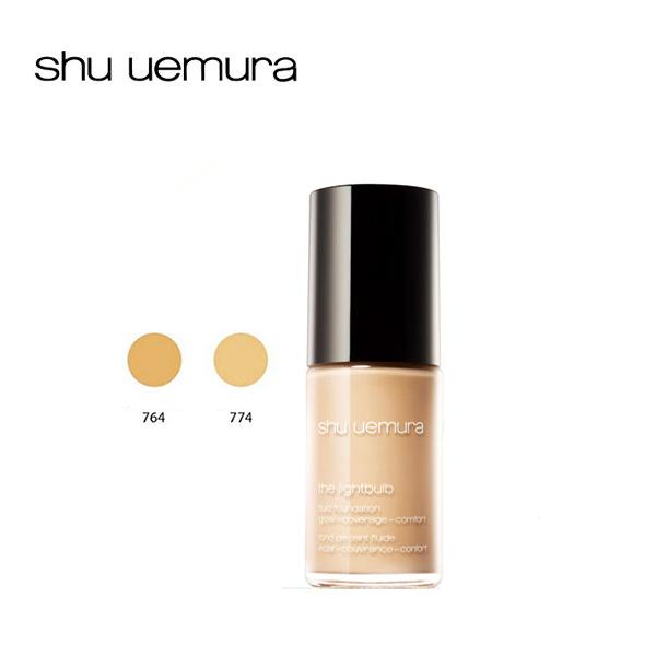 Shu uemura 植村秀  鑽石光粉底液27ml 一瓶 / 任選一色 ★不含鑽石光打亮海綿★《Umeme》