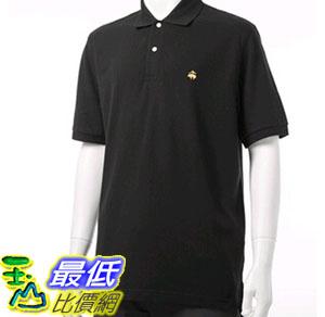 [COSCO代購如果沒搶到鄭重道歉]  Brooks Brothers 男短袖 Polo 衫 黑 _W990731-BLK
