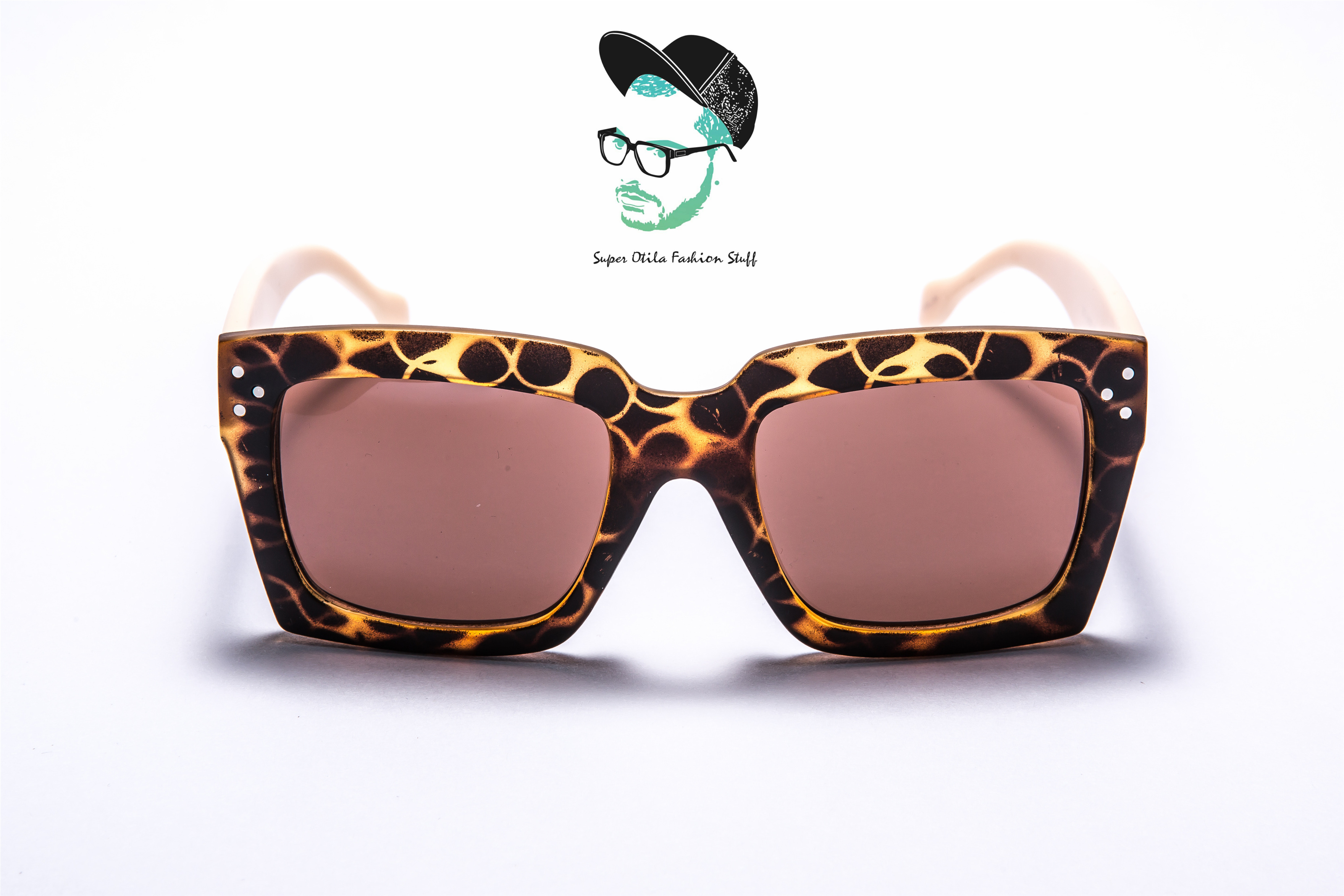 太陽眼鏡 墨鏡 眼鏡  韓國 super otila 【 雙色-雜誌款 】個性上市