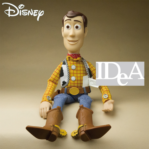 迪士尼 胡迪 Woody 1:1 比例玩偶  警長 巴斯光年 三眼怪 熊抱哥  公仔  玩具
