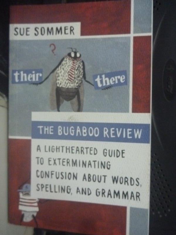 【書寶二手書T3/語言學習_LML】The Bugaboo Review: A Lighthearted