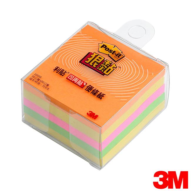 3M 利貼狠黏紙磚50x50(45張)
